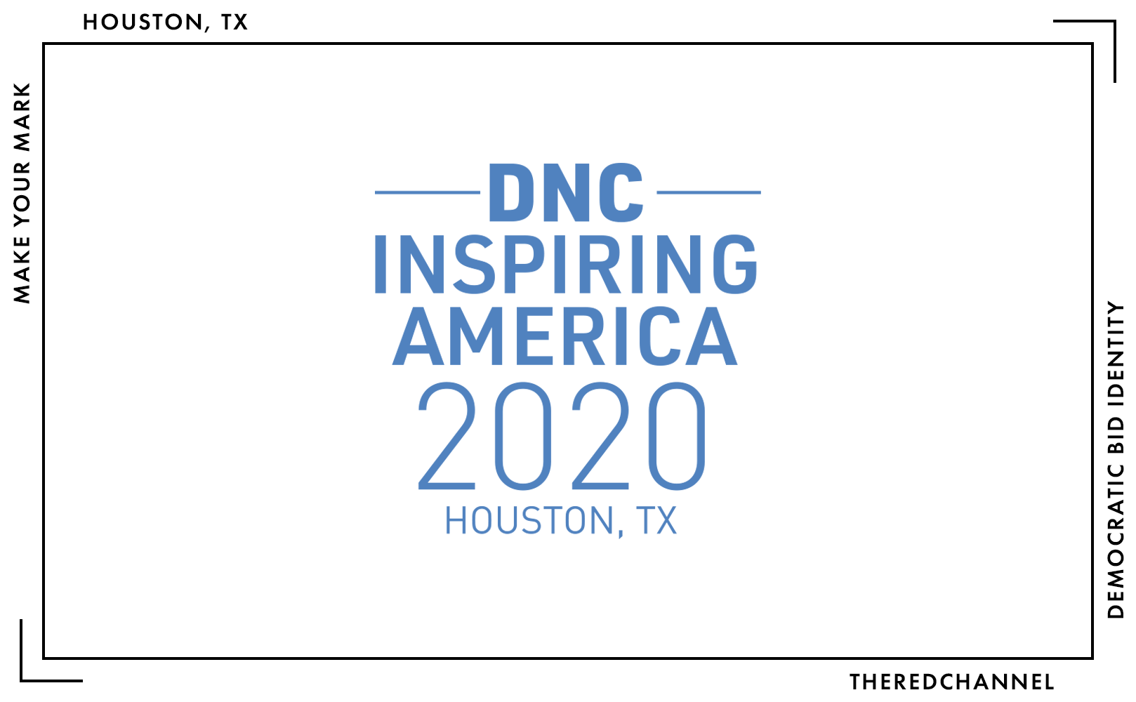 Houston DNC 2020 Logo