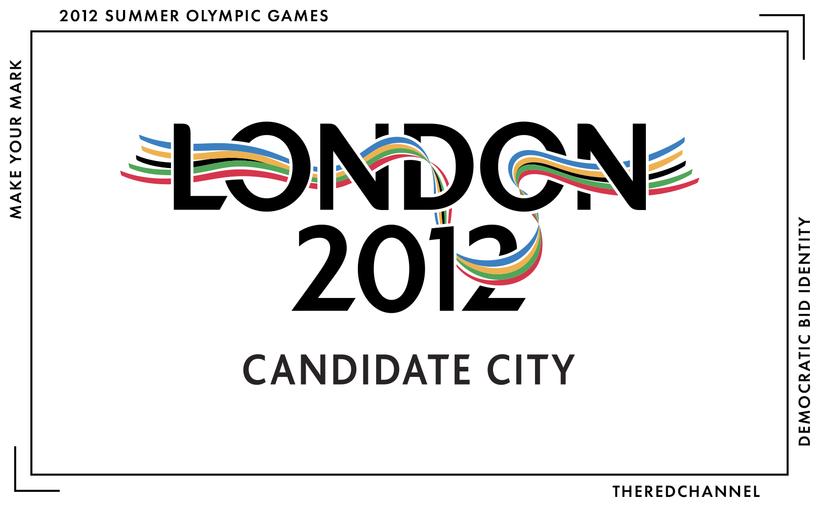 London 2012 Bid Logo