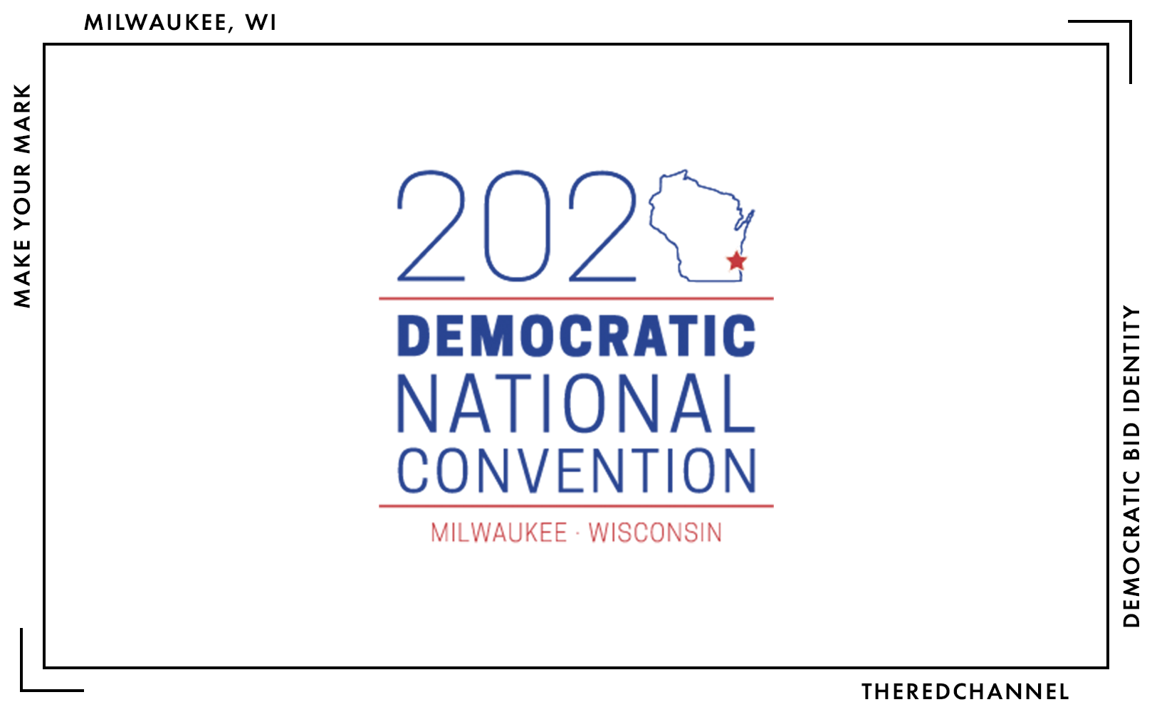 Milwaukee DNC 2020 Logo