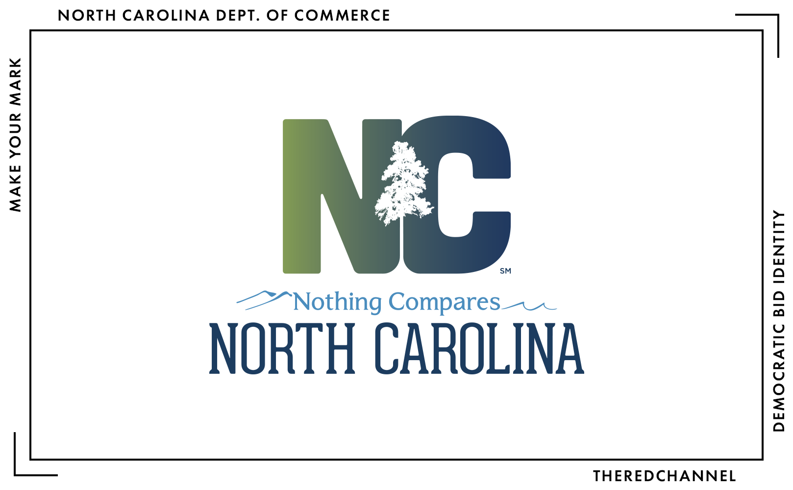North Carolina State Brand